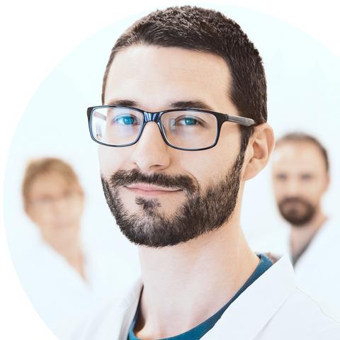 Zahnmedizinstudent
